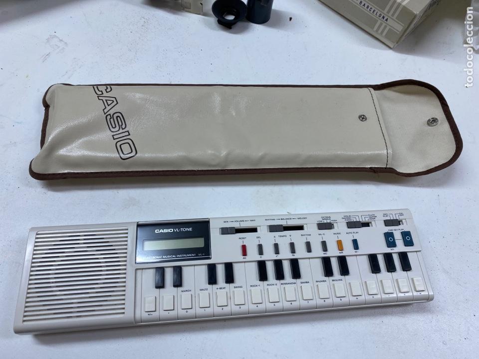 CASIO VL TONE (Música - Instrumentos Musicales - Teclados Eléctricos y Digitales)