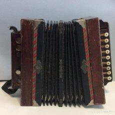 Instrumentos musicales: ACORDEON DIATONICO ANTIGUA ,IDEAL COLECIONISTA. Lote 247133145
