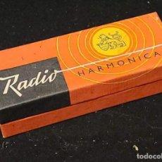 Instrumentos musicales: ARMÓNICA RADIO. Lote 247313290