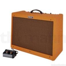 Instrumentos musicales: AMPLIFICADOR FENDER BLUES-DELUXE REISSUE. Lote 247474385
