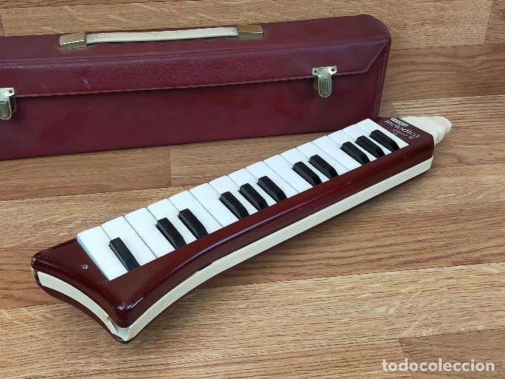Instrumentos musicales: melodica piano 27 ARMONICA HOHNER - funcionando - Foto 5 - 247545180