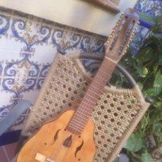 Instruments Musicaux: LAUD AÑOS 60 FABRICADO POR HIJOS DE VICENTE TATAY EN MUY BUEN ESTADO.. Lote 247737890
