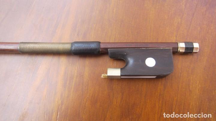 Instrumentos musicales: ARCO DE VIOLONCHELO marca ARY FRANCE - Foto 10 - 248438595