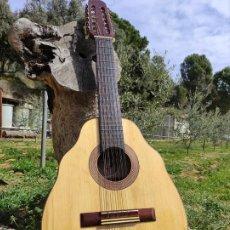 Instrumentos musicales: LAUD DE LUTHIER ANTIGUO JUAN ESTRUCH BARCELONA AÑOS 70. Lote 248978995