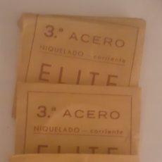 Instrumentos musicales: ELIGE ACERO NIQUELADO GUITARRA. Lote 249032040