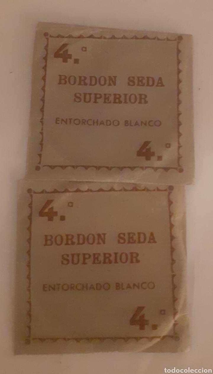 BORDÓN SEDA SUPERIOR GUITARRA (Música - Instrumentos Musicales - Cuerda Antiguos)