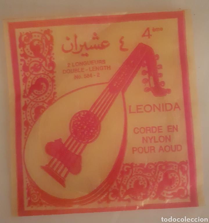 LEONINA CORDEL EN NYLON GUITARRA (Música - Instrumentos Musicales - Cuerda Antiguos)