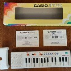 Strumenti musicali: TECLADO AÑOS 80 CASIO PT-10 NUEVO. Lote 249342770