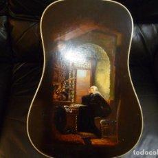 Instrumentos musicales: GUITARRA ALEMANA DEL XIX. Lote 249541455