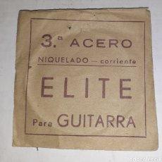 Instrumentos musicales: ACERO NIQUELADO EMITE GUITARRA 3. Lote 249595895