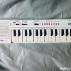 Instrumentos musicales: PIANO CASIO PT-1 PARA REPARAR. Lote 250209380