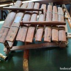 Instrumentos musicales: INSTRUMENTO ETNICO AFRICANO. Lote 251039650