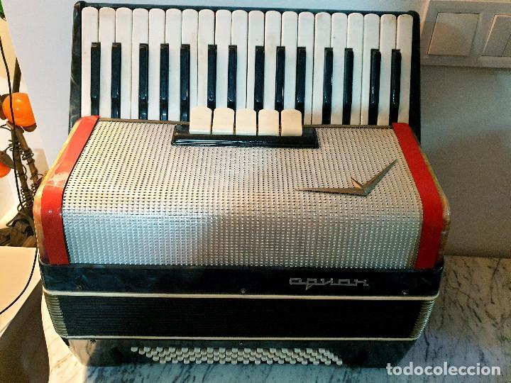 Instrumentos musicales: ACORDEÓN ACORDEON - Foto 2 - 251089290
