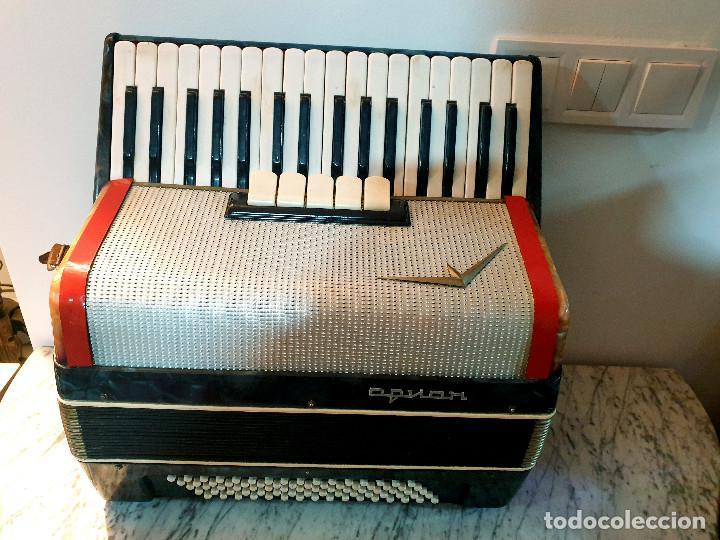 Instrumentos musicales: ACORDEÓN ACORDEON - Foto 3 - 251089290