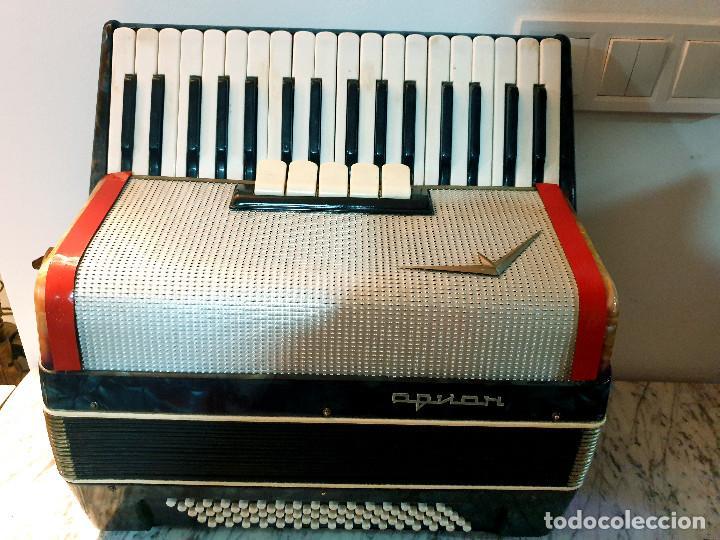 Instrumentos musicales: ACORDEÓN ACORDEON - Foto 4 - 251089290