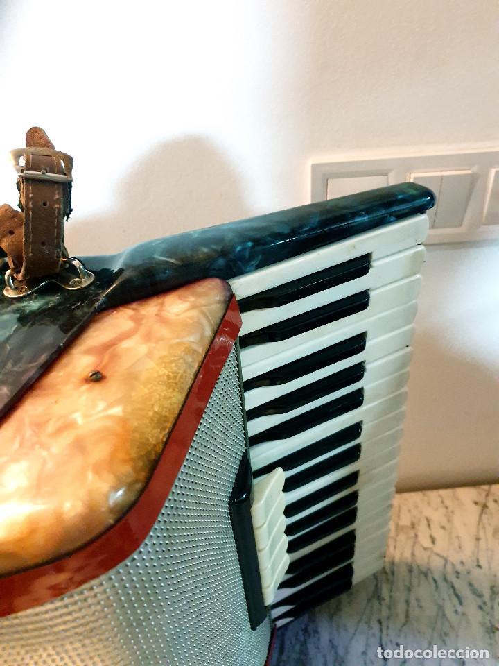 Instrumentos musicales: ACORDEÓN ACORDEON - Foto 11 - 251089290
