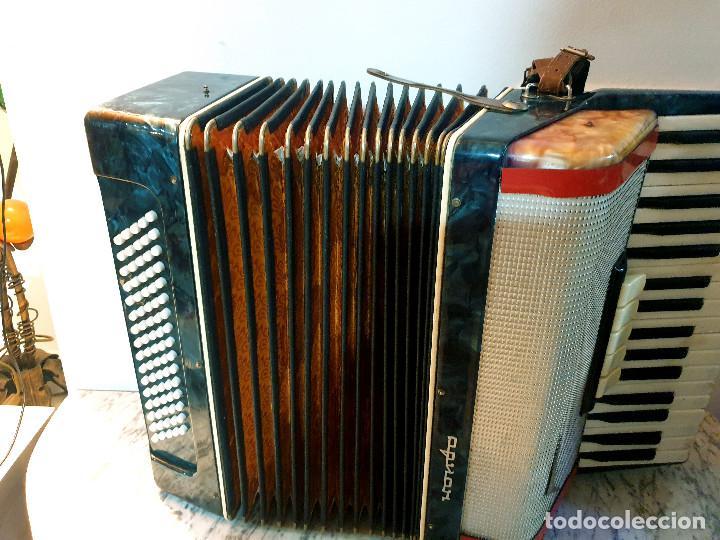 Instrumentos musicales: ACORDEÓN ACORDEON - Foto 16 - 251089290