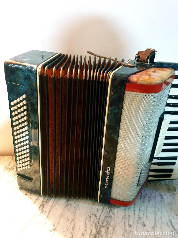 Instrumentos musicales: ACORDEÓN ACORDEON - Foto 17 - 251089290