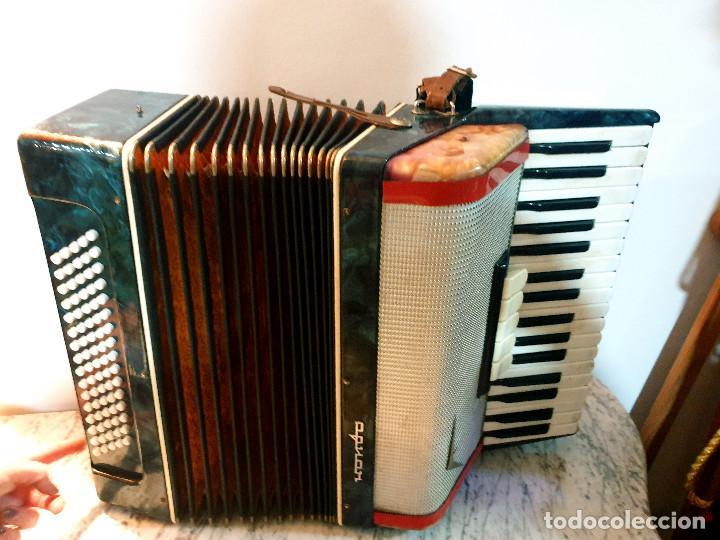 Instrumentos musicales: ACORDEÓN ACORDEON - Foto 18 - 251089290