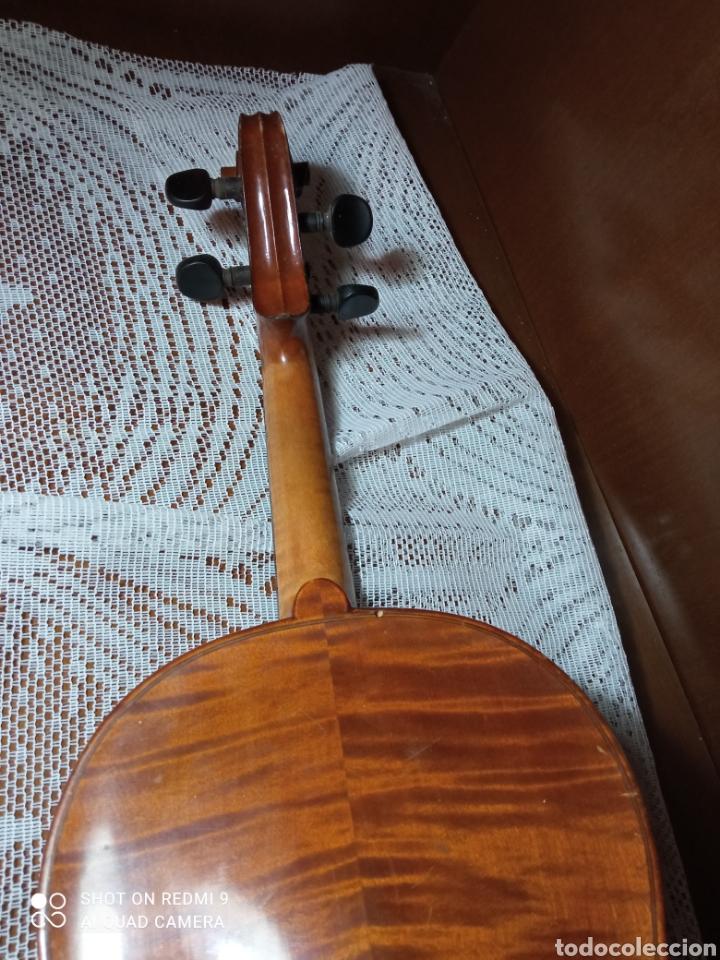 Instrumentos musicales: Violin antiguo frances H CLOTELLE - Foto 5 - 251217055