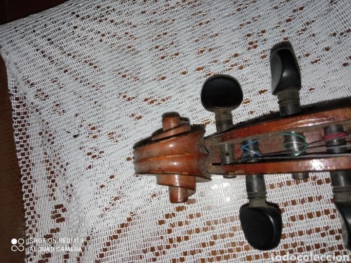 Instrumentos musicales: Violin antiguo frances H CLOTELLE - Foto 8 - 251217055