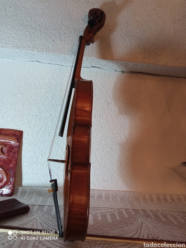 Instrumentos musicales: Violin antiguo frances H CLOTELLE - Foto 9 - 251217055