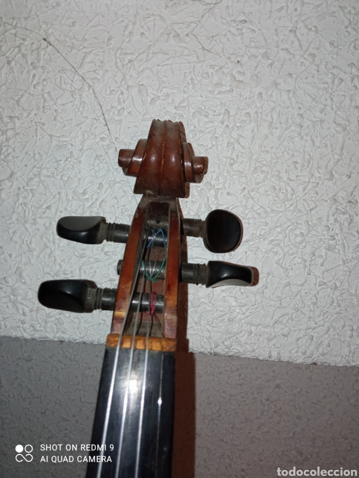 Instrumentos musicales: Violin antiguo frances H CLOTELLE - Foto 10 - 251217055