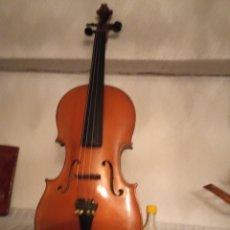 Instrumentos musicales: VIOLIN ANTIGUO FRANCES H CLOTELLE. Lote 251217055