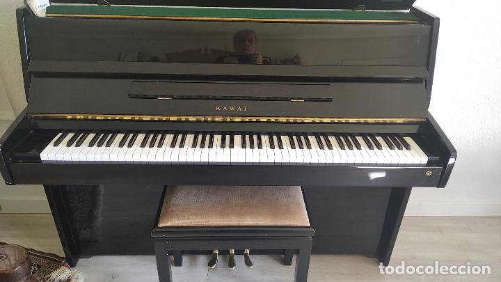 PIANO KAWAI PERFECTO (Música - Instrumentos Musicales - Pianos Antiguos)