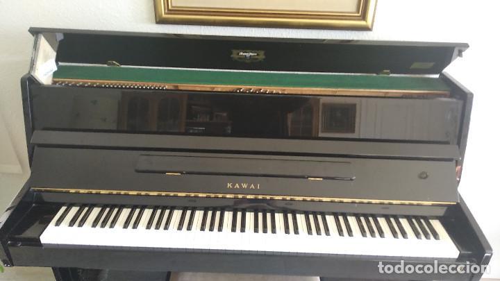 Instrumentos musicales: PIANO KAWAI PERFECTO - Foto 2 - 251324440