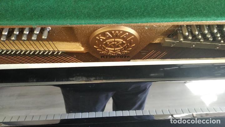 Instrumentos musicales: PIANO KAWAI PERFECTO - Foto 11 - 251324440