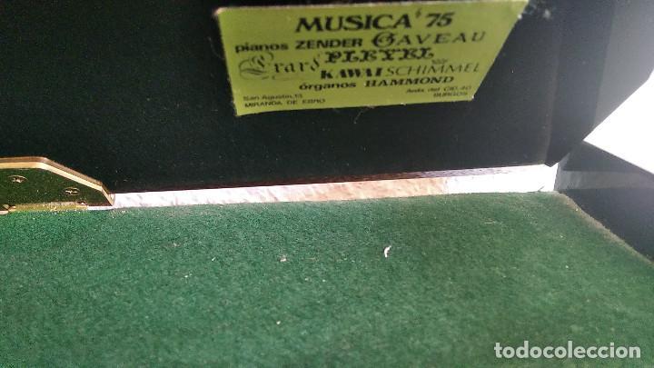 Instrumentos musicales: PIANO KAWAI PERFECTO - Foto 12 - 251324440