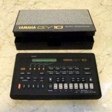 Instruments Musicaux: SINTETIZADOR YAMAHA QY10 MUSIC SEQUENCER. Lote 251382985