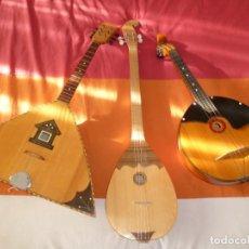 Instrumentos musicales: BALALAIKA,DOMRA Y TAMBURICA. Lote 251392640