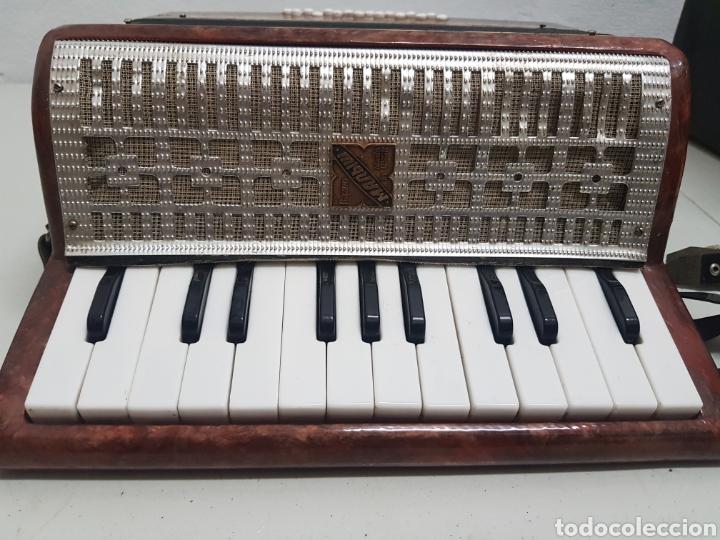 Instrumentos musicales: Acordeón Manbiw ,Razho ,made in URSS - Foto 6 - 251567265