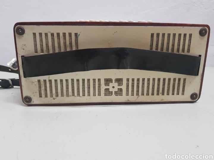 Instrumentos musicales: Acordeón Manbiw ,Razho ,made in URSS - Foto 8 - 251567265