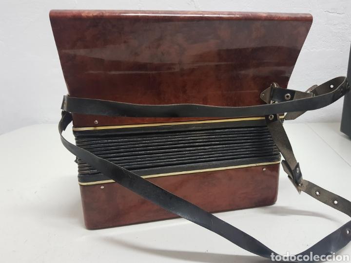 Instrumentos musicales: Acordeón Manbiw ,Razho ,made in URSS - Foto 9 - 251567265