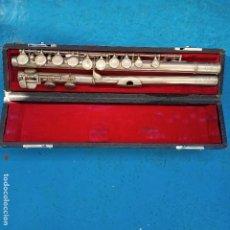 Instrumentos musicales: FLAUTA TRAVESERA HERNALS S-100 MADE IN JAPAN. Lote 251651620