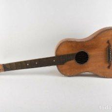 Instrumentos musicales: IMPORTANTE Y ANTIGUA GUITARRA DEL SIGLO XIX 93 CM. Lote 252221110