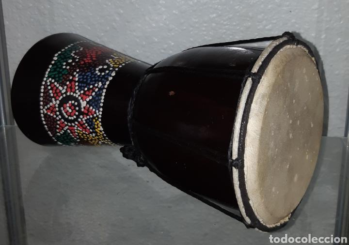 OTROS GOYO - TAMBOR ÉTNICO - MADERA - AA99 (Música - Instrumentos Musicales - Percusión)