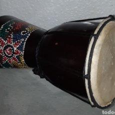 Instrumentos musicales: OTROS GOYO - TAMBOR ÉTNICO - MADERA - AA99. Lote 252227515
