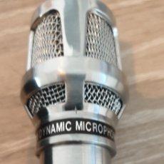 Instrumentos musicales: MICROFONO DYNAMIC DM-412 VINTAGE. Lote 252267755
