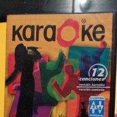 Instrumentos musicales: MÚSICA - DVD VIDEO KARAOKE, 12 CANCIONES - AÑOS 80.. Lote 252386015