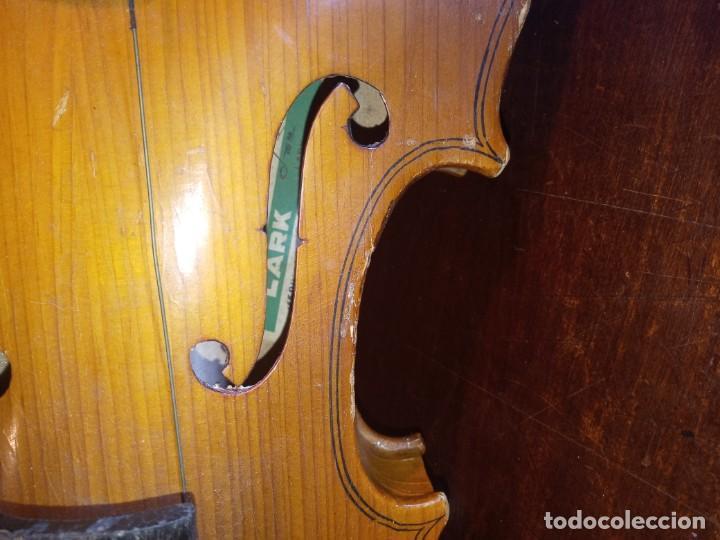 Instrumentos musicales: 2 VIOLINES . - Foto 14 - 165218538