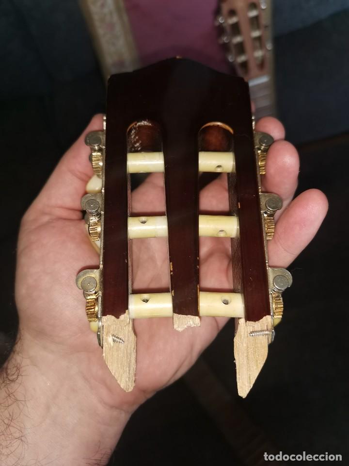 Instrumentos musicales: Mástiles, puente y cuerdas de guitarras clásicas - Foto 7 - 252477025