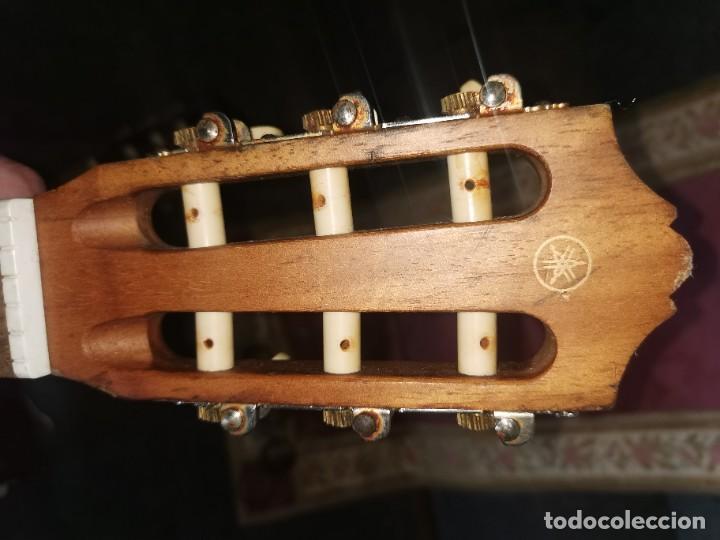 Instrumentos musicales: Mástiles, puente y cuerdas de guitarras clásicas - Foto 9 - 252477025