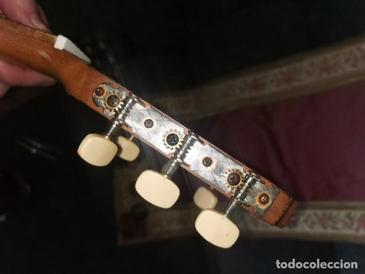 Instrumentos musicales: Mástiles, puente y cuerdas de guitarras clásicas - Foto 10 - 252477025