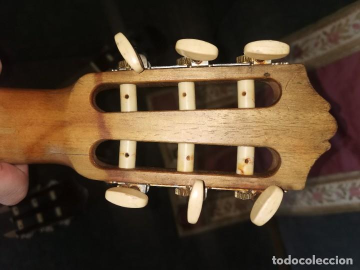 Instrumentos musicales: Mástiles, puente y cuerdas de guitarras clásicas - Foto 12 - 252477025