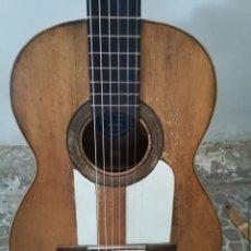 Instrumentos musicales: GUITARRA RAMIREZ. Lote 252485035