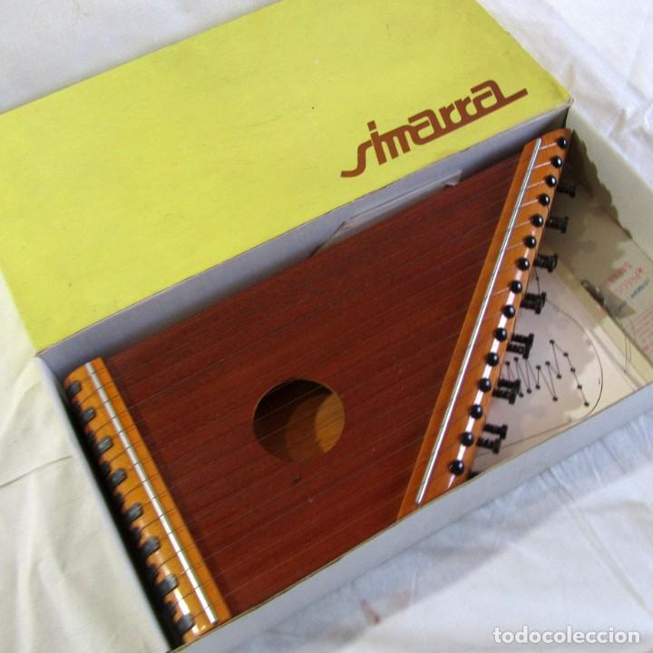 ARPA MUSICAL DIDÁCTICA SIMARRA (Música - Instrumentos Musicales - Cuerda Antiguos)